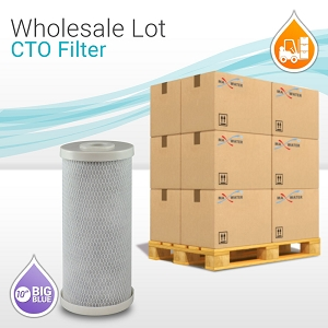 12 x CTO Carbon Block Filter size 10